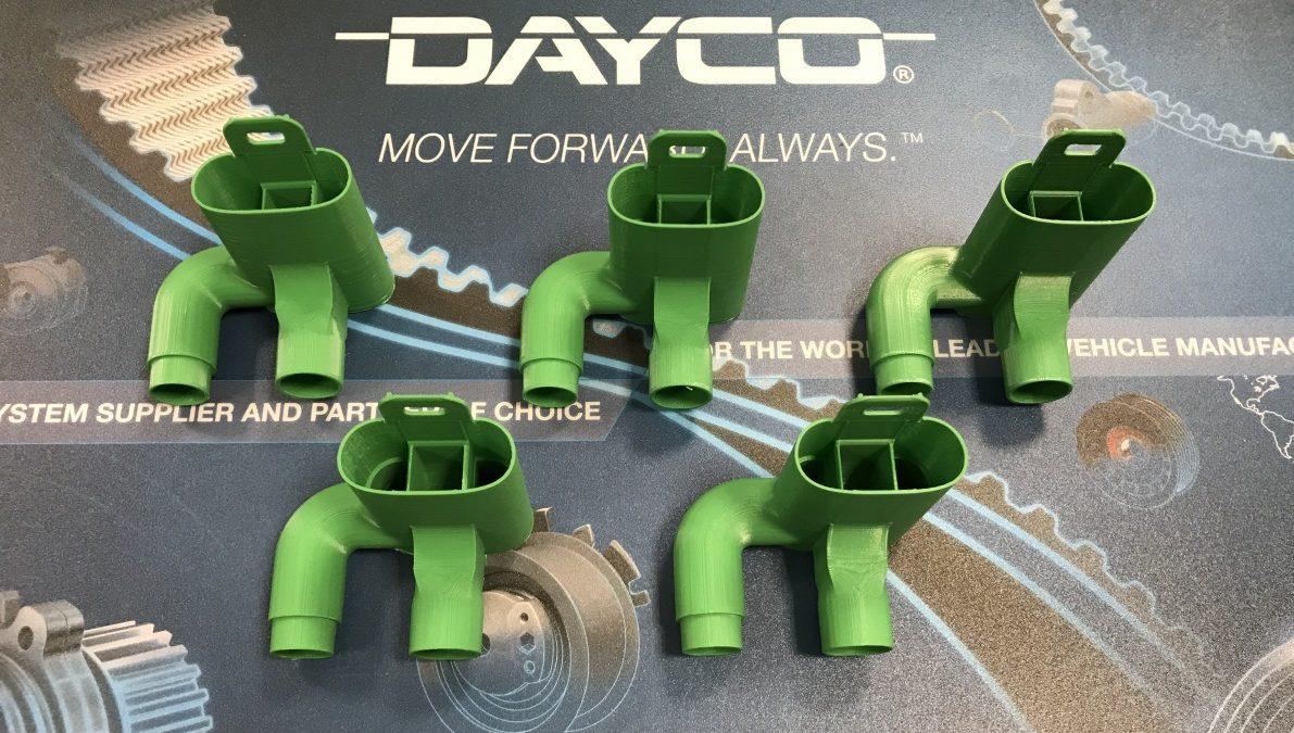Dayco ventily do masek