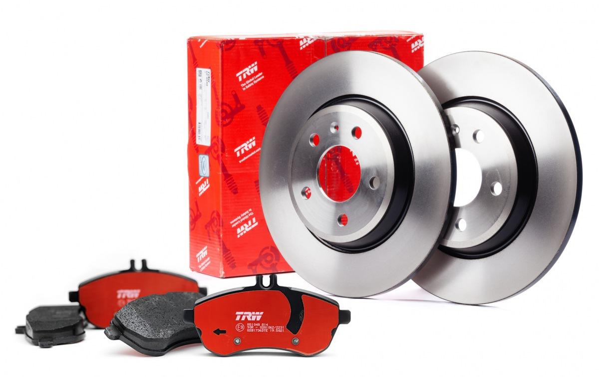 Stahlgruber rozšiřuje nabídku brzdových komponentů výrobce TRW