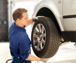 I v nouzovém stavu je vhodné přemýšlet o návštěvě pneuservisu