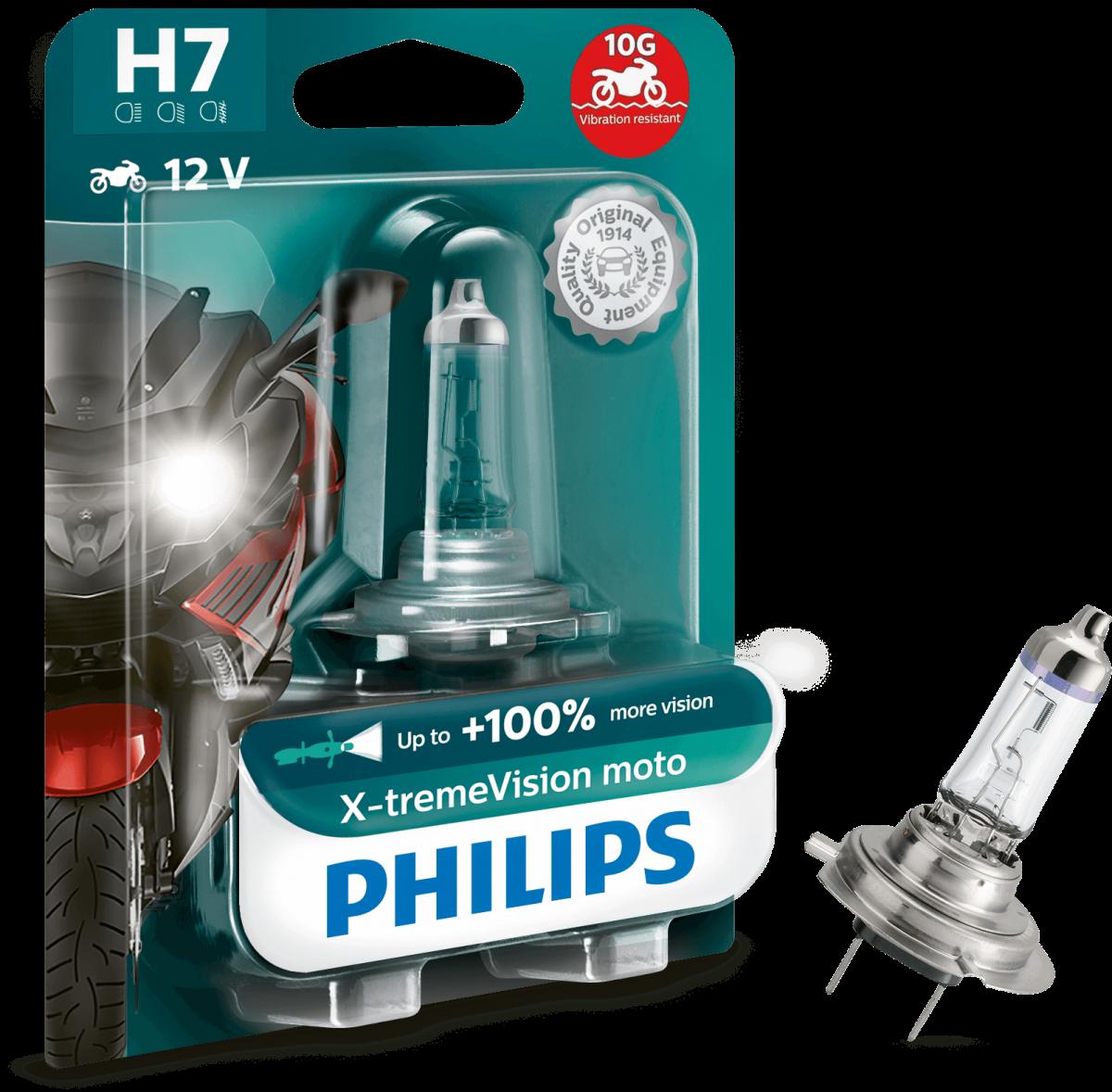 Philips X-tremeVision moto