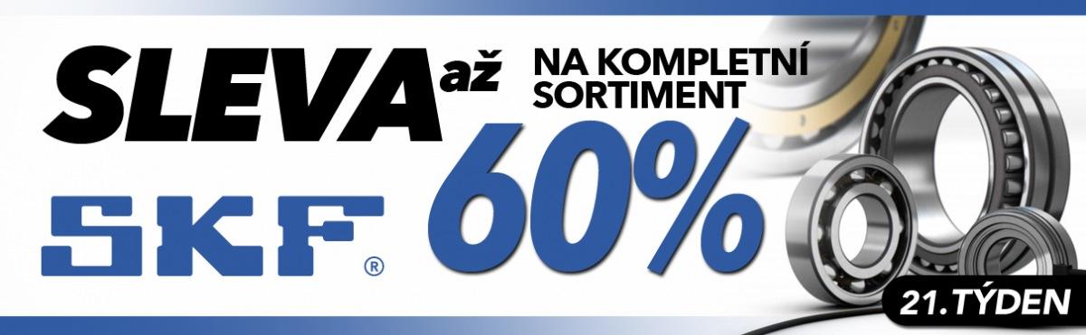 Akční ceny na sortiment SKF u J+M autodíly