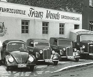 75 let od založení společnosti WM Autodíly