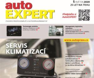 AutoEXPERT květen 2020