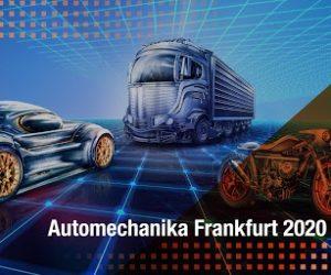 Veletrh Automechanika ve Frankfurtu se odkládá na další rok! Bude se konat 14. – 18. září 2021