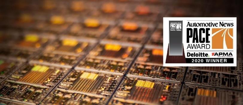 Delphi DIFlex získalo ocenění PACE 2020