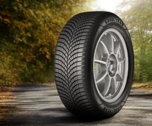 Goodyear uvádí na trh třetí generaci uznávané řady celoročních pneumatik: Vector 4Seasons Gen-3