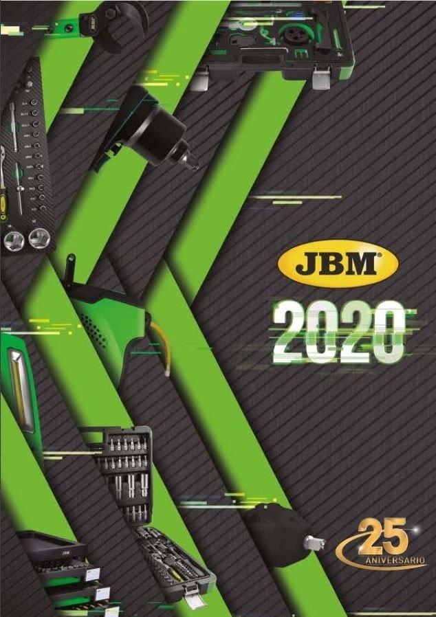 Nový katalog JBM 2020 u TECHNOLOGY-GARAGE