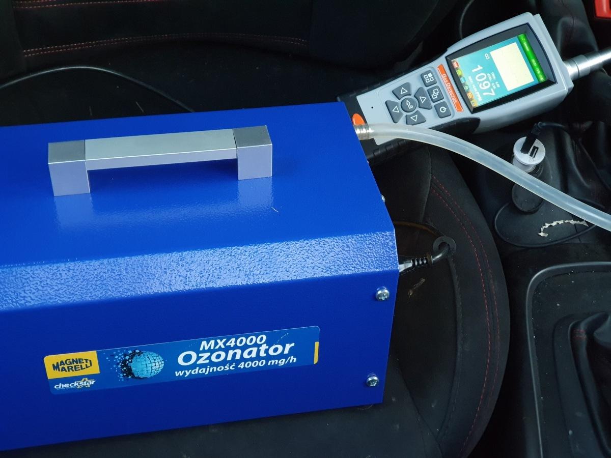 Ozonator MX4000 Marelli