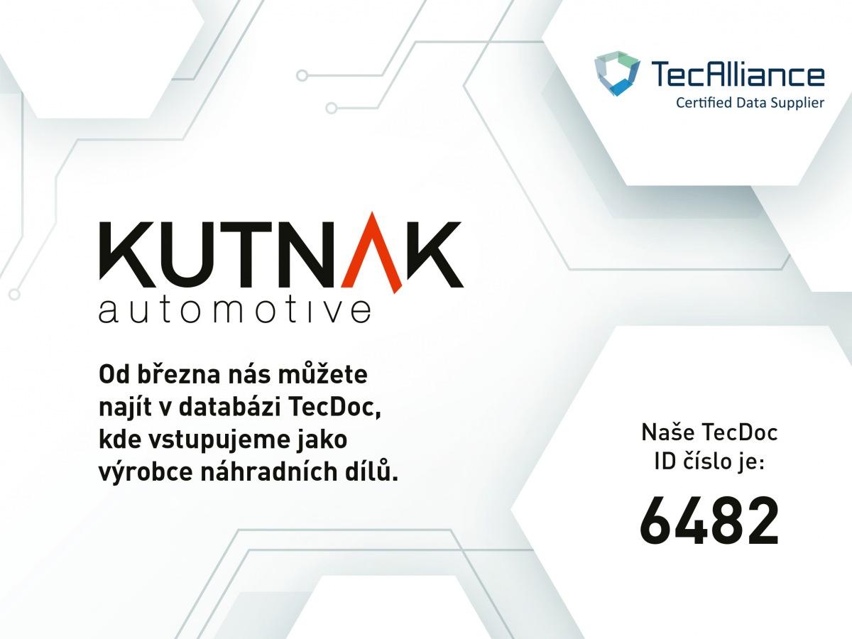 Kutnak Automotive s díly Mitsubishi Electric v databázi TecDoc
