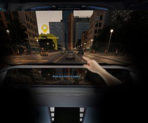 Osram Oslon Piccolo pro ovládání funkcí automobilů gesty