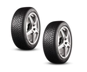Nová pneumatika Firestone Winterhawk 4 umožní užívat si zimu naplno