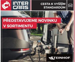 Tažná zařízení Steinhof nově v sortimentu firmy Inter Cars