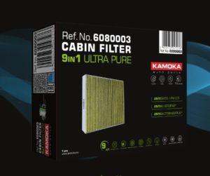 Kabinové filtry 9in1 Ultra Pure: Novinka, kterou si zákazníci zamilují