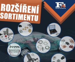 AD Partner zařadil do sortimentu produkty značky Fischer Automotive (FA1)