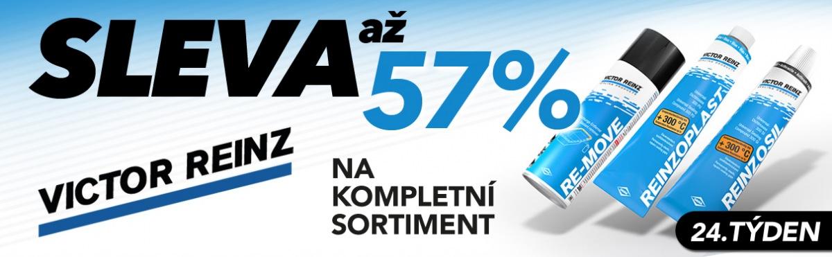 J+M autodíly: Až 57% slevy na Victor Reinz