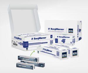 Produkty BERU nyní v obalech BorgWagner