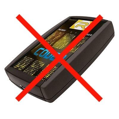 Rabotti již nepracuje s kodéry přes USB