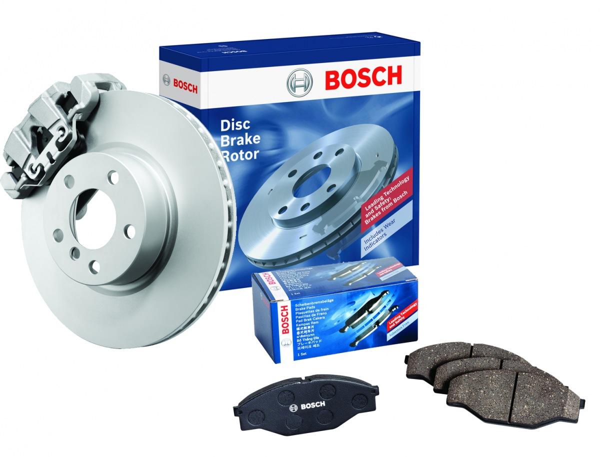 Nahradní brzdové díly Bosch