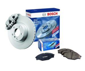 Stahlgruber rozšiřuje nabídku brzdových komponentů výrobce Bosch