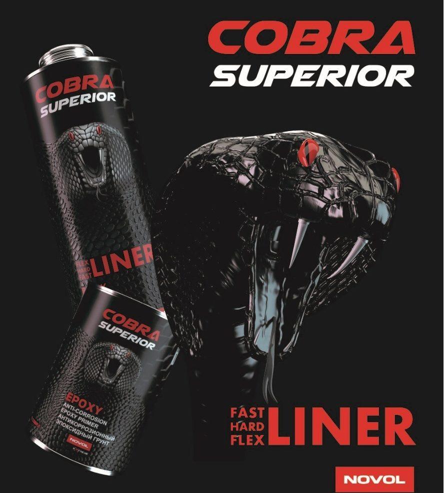 Novol ochranný nástřik Cobra Superior