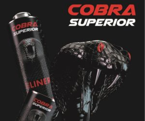 Novol představuje ochranný nástřik Cobra Superior