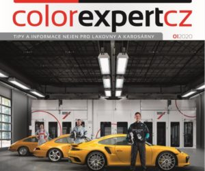 Interaction: Časopis Color Expert 01/2020