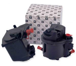 originální palivové filtry pro motory Citroen/Peugeot
