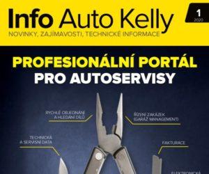 Info LKQ CZ (Auto Kelly) 1/2020