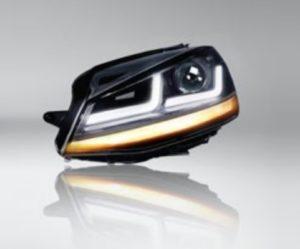 LKQ CZ (Auto Kelly) rozšiřuje nabídku ledkových čelních světlometů Osram