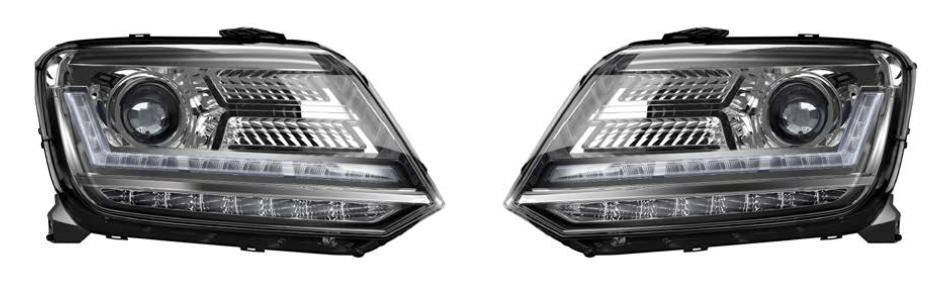 Osram LEDriving pro VW Amarok nově u firmy Stahlgruber