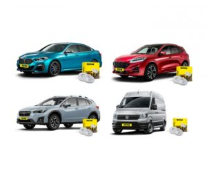 Brzdové kotouče značky Textar pro nové vozy