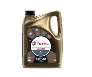Total Lubrifiants změnil design obalů olejů