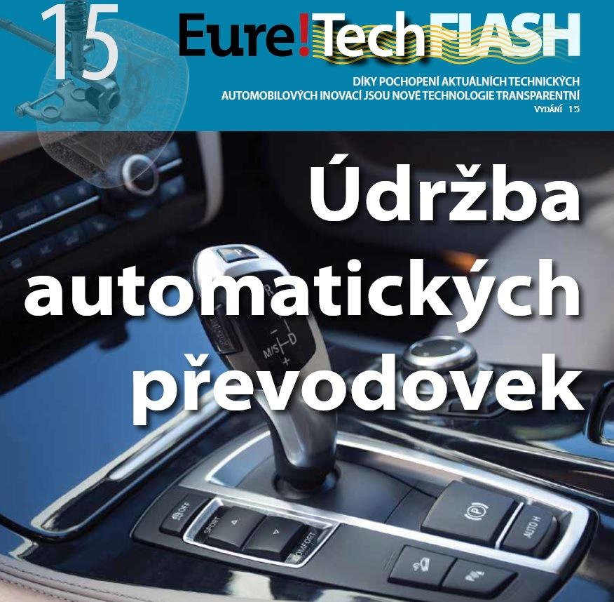 Údržba automatických převodovek od AD Partner
