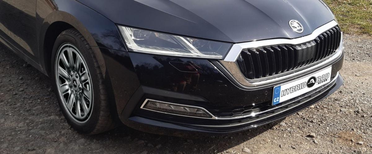 ALCAR BOHEMIA nabízí hybridní ocelové kola pro Škodu Octavia
