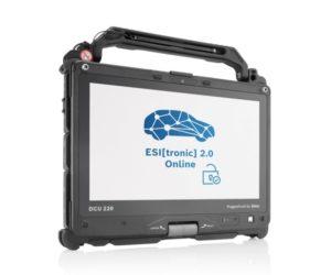 Příspěvek firmy Bosch k nejnovějším trendům diagnostiky řídicích jednotek ve vozidlech
