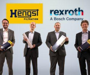 Hengst Filtration přebírá jednu z divizí Bosch Rexroth