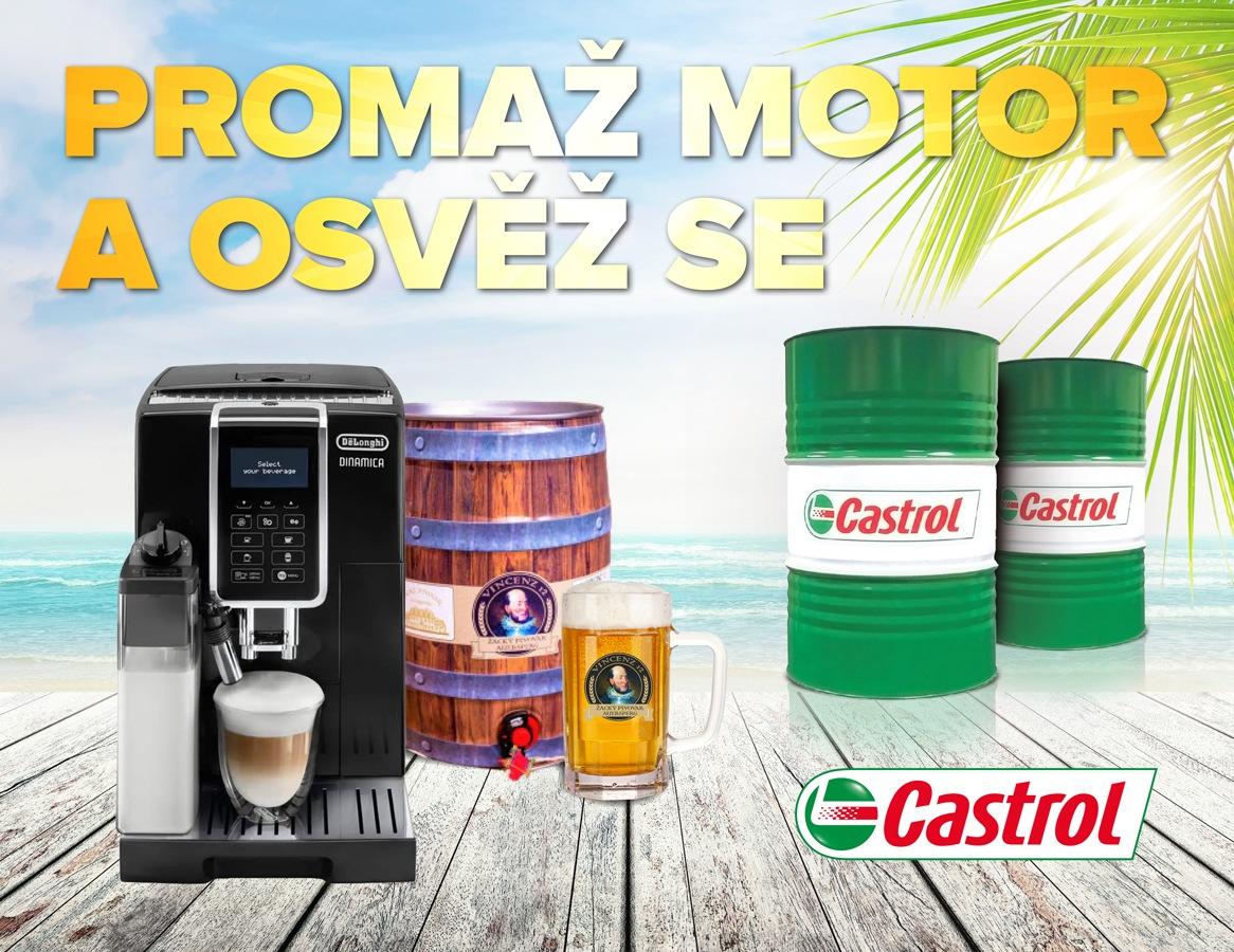 LKQ CZ (Auto Kelly + ELIT): Nakupte oleje a získejte skvělé dárky