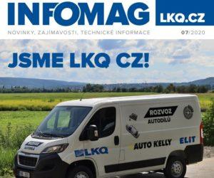 LKQ CZ (Auto Kelly + ELIT): Infomag 7/2020