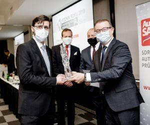 Společnost 3M ve své kategorii obhájila titul Podnik roku AutoSAP