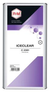Bezbarvý lak ICECLEAR