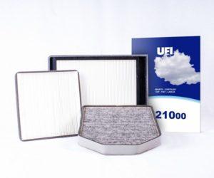Řada kabinových filtrů UFI a SOFIMA bohatší o 135 nových produktů