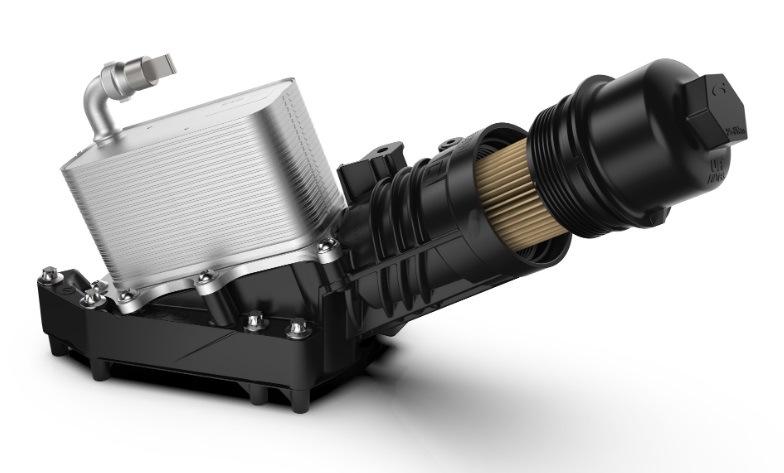 Olejový filtr UFI Filters pro šestiválcové motory BMW druhé generace
