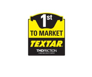 Kotouče Textar s označením F1rst to Market