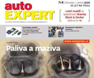 AutoEXPERT červenec-srpen 2020