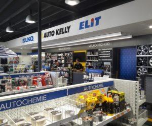Nová pobočka skupiny LKQ CZ (Auto Kelly + ELIT) v Blansku