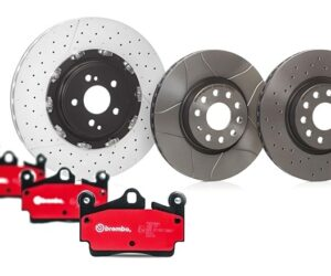 STAHLGRUBER CZ rozšiřuje nabídku brzdových komponentů výrobce BREMBO