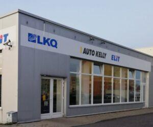 Skupina LKQ CZ (Auto Kelly + ELIT) otevřela novou pobočku v České Lípě