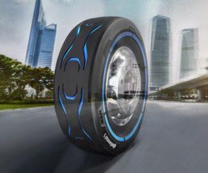 Elektromobily potřebují speciální pneumatiky