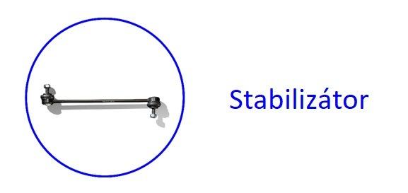 Tyč stabilizátoru