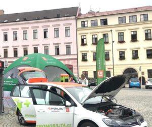 """První česká """"jaderná"""" rychlodobíječka dodala za 6 měsíců elektřinu na cestu 10x kolem republiky"""